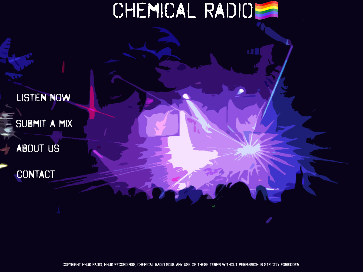 HHUK RaDiO presents CHEMICAL RADIO the UK DJ Mix station